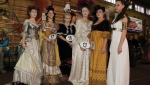 """Konkurs fryzjerski """"Historyczny Salon Fryzur"""""""