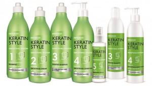 Chantal_Prosalon Keratin Style_Wszystkie produkty