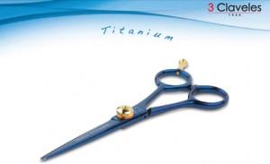 3claveles-tytanowe-nożyczki-fryzjerskie