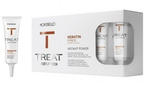 KERATIN FORCE INSTANT POWER 12 ml - with box