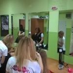 """Konkurs fryzjerski """"Fryzjerstwo naszą pasją"""""""
