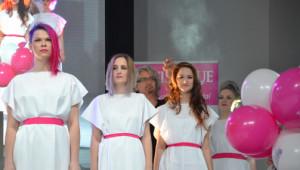 """""""Włosy – eksplozja zmysłów"""" pokaz dla marki Artistique"""