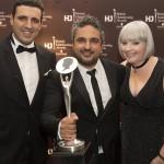 British Hairdressing Award 2016