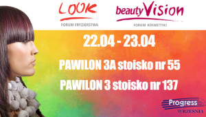 Progress Września na targach Look & Beauty Vision