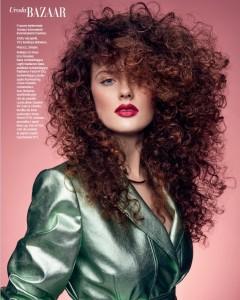 fryzura Tomasz Bronowicki_Harper's Bazaar