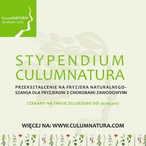 FACEBOOK stypendium CulumNATURA