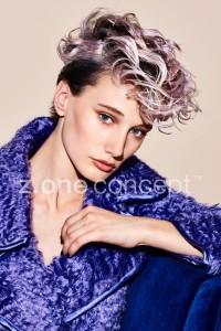 Kolekcja Blue Velvet - z.one concept