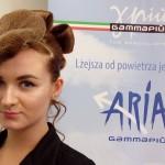 Ambasador marki Gamma Più na pierwszych pokazach i szkoleniach w Polsce