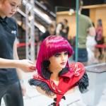 17 Festiwal i Targi Hair Fair & Beauty Fair w Katowicach, Foto: Barbara Ogrodniczak pstrykawka.pl