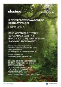 III Dzień Zrównoważonego Piękna_plakat