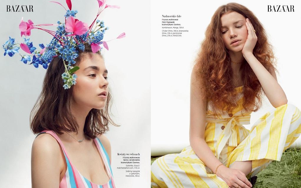 Davines X Harper's Bazaar