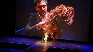 Angelo Seminara na scenie
